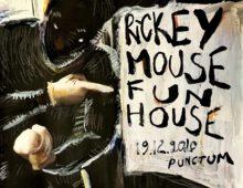 Rickey Mouse Fun House